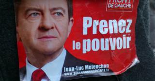 Présidentielle : Mélenchon talonne Hollande