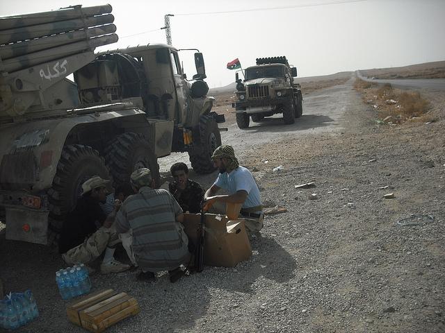 Libye CC  Magharebia