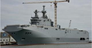 Le Mistral oppose la France et les États-Unis