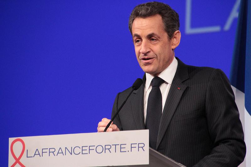 Nicolas Sarkozy en campagne en 2012 (Crédits UMP Photos, licence Creative Commons)