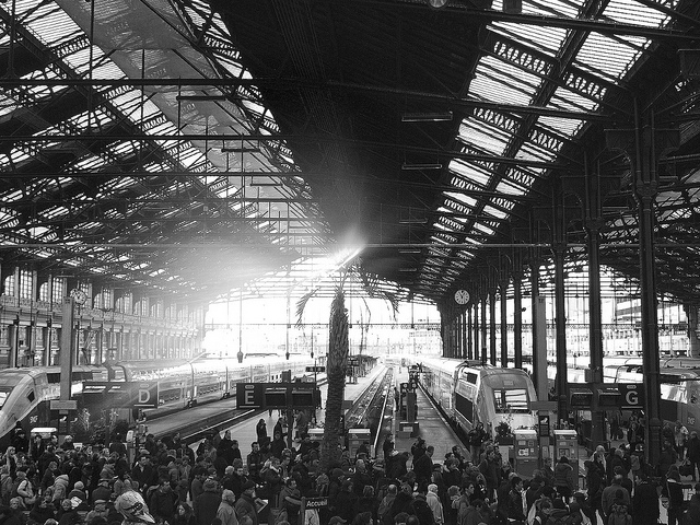Paris Gare de Lyon CC The Nick Page