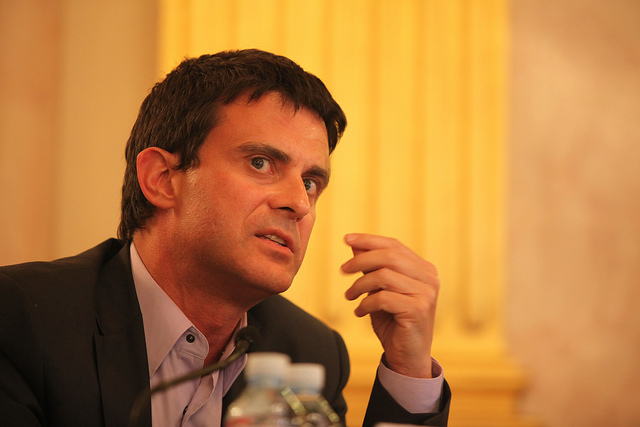Valls credits fondapol (licence creative commons)