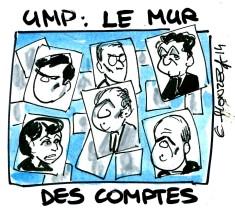 UMP le mur des cons  (Crédits : René Le Honzec/Contrepoints, licence Creative Commons)