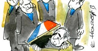 Dette de l'UMP : une ardoise de 75 millions