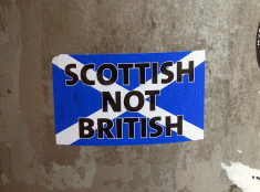 indépendance Ecosse credits the justified sinner (licence creative commons
