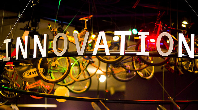 innovation (Crédits : Thomas Hawk, licence Creative Commons)