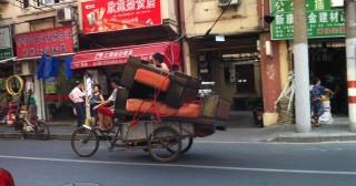 Shanghai : Évidence électrique