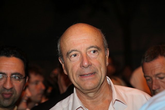 Juppé credits ump photos (licence creative commons