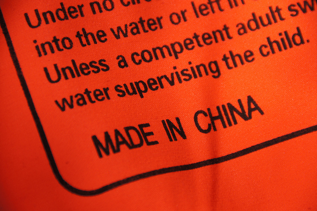 Vers la fin du Made in China?