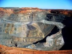 Mine à Kalkgoorlie en Australie (Crédits kool_skatkat, licence Creative Commons)