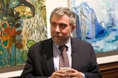 Paul Krugman (Crédits : Rachem Maddow, licence Creative Commons)