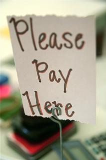 Payant gratuit (Crédits Steven Depolo, licence Creative Commons)