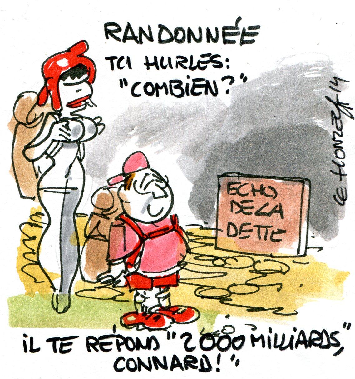 René randonnée
