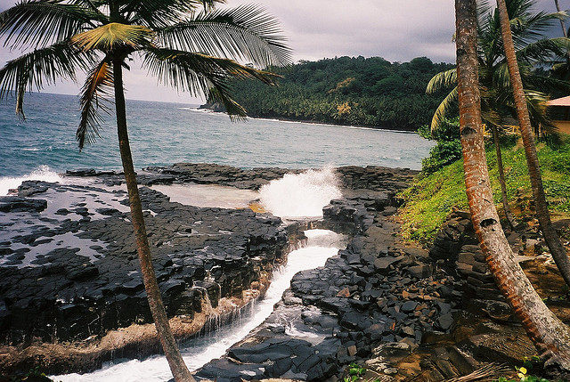 Sao Tomé credits Maria Cartas licence CC