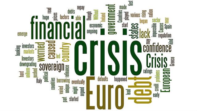 Crise (Image libre de droits)
