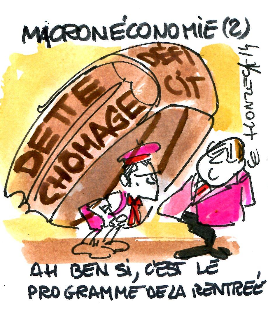 macron économie René Le Honzec (2)