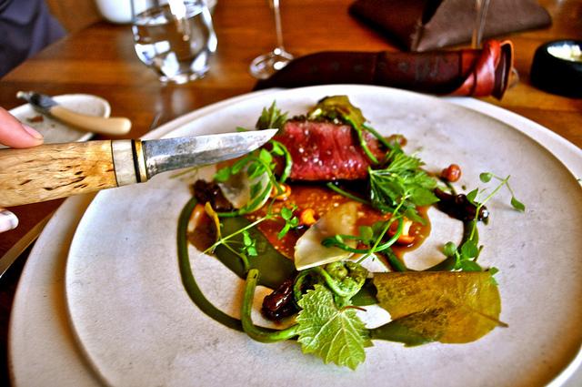 Derni re tendance gastronomique la cuisine de disette for Stage de cuisine gastronomique