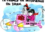 Hollande : la France de retour en Irak ?