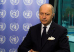 Laurent Fabius : grand communicant mais petit diplomate