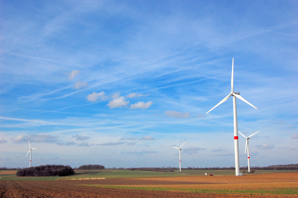 Parc éolien Belgique Liège CC flickr  NguyenDai