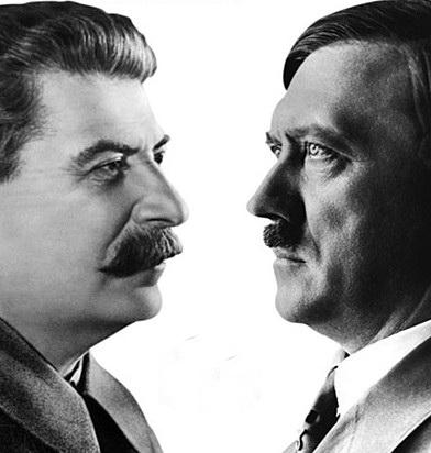 Staline Hitler Credit Couverture Le Pacte avec le diable