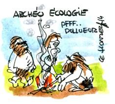 archéologie de l'écologie politique rené le honzec