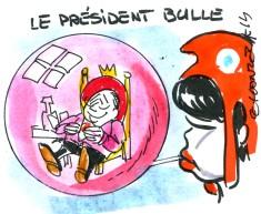bulle rené le honzec