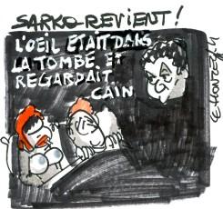 Sarko revient !