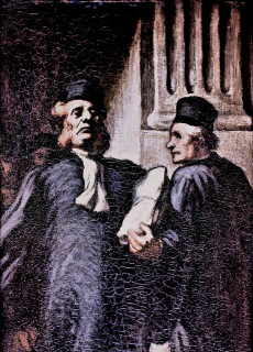 daumier gens de justice credits jean-lous mazières (licence creative commons)