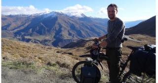 Un périple autour du monde : à vélo sur les routes de Nouvelle-Zélande