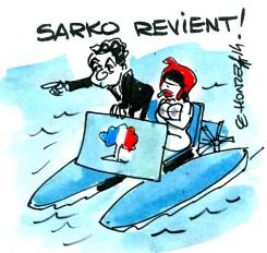 Le grand retour de Sarko