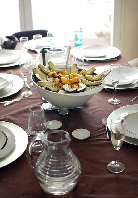 Comment recevoir la fran aise de jacqueline - Art de la table a la francaise ...