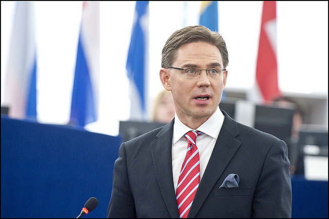 Jyrki Katainen CC Flickr European Parliament