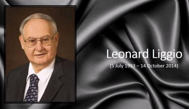 Leonard Liggio Crédits Institut Coppet
