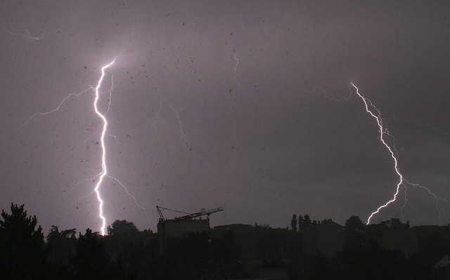 Orage foudre CC Flickr Toby1909