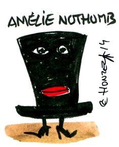 amélie nothomb rené le honzec