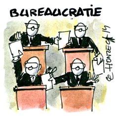 bureaucratie rené le honzec