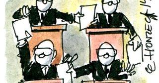 Effet dévastateur de la bureaucratie sur l'emploi