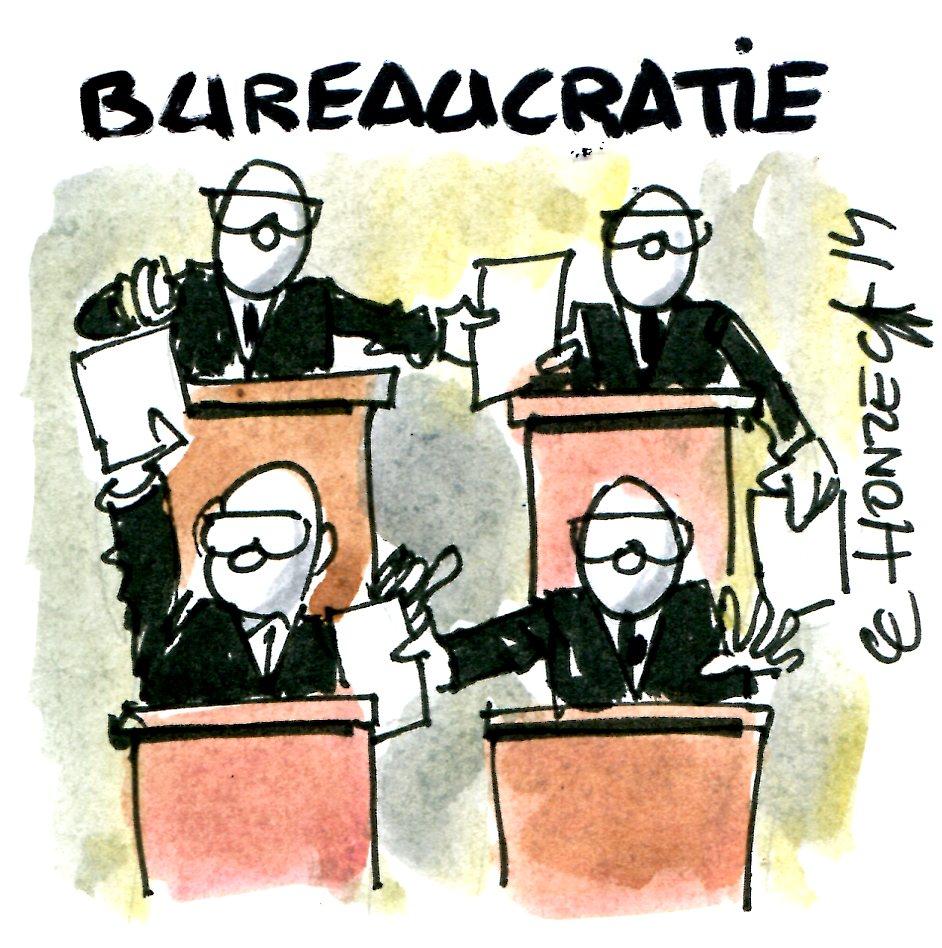 Effet D 233 Vastateur De La Bureaucratie Sur L Emploi Contrepoints