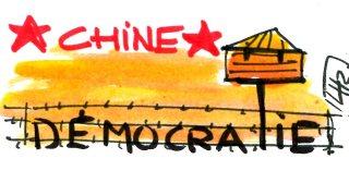 De la démocratie en Chine