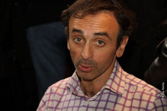 Eric Zemmour (Crédits fondation France-Israel, licence creative commons)