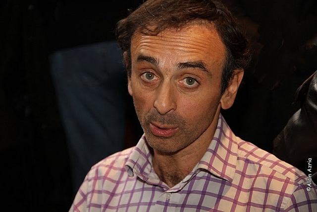 eric zemmour credits fondation France-Israel (licence creative commons)