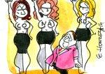 Hollande face aux Femen