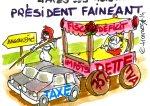Hollande président fainéant