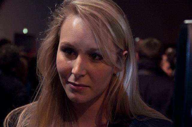 Marion Maréchal-Le Pen (Crédits : Rémi Noyon, licence CC-BY 2.0), via Flickr.