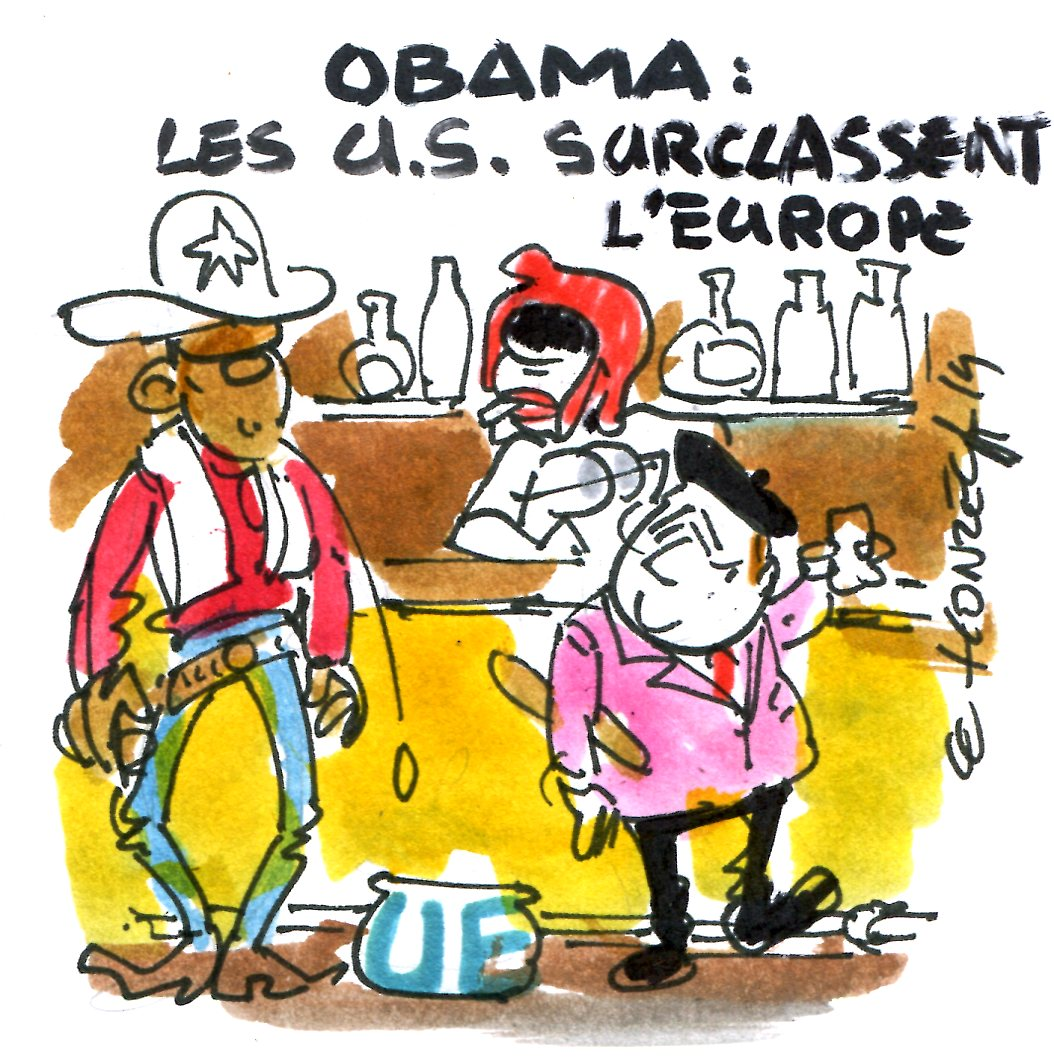 obama hollande rené le honzec