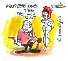 professions réglementées rené le honzec