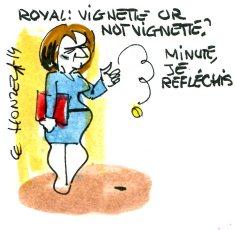royal vignette rené le honzec