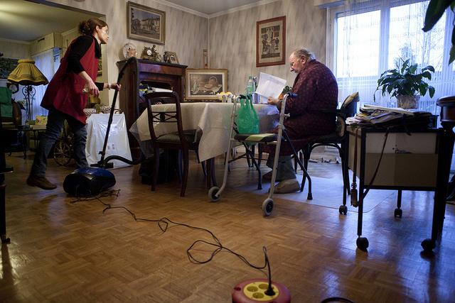 service à domicile CC Flickr valdemarne