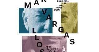 Mario Vargas Llosa à Aix-en-Provence